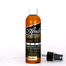 AMBER SUPER SOLVENT FOR HAIR SYSTEMS