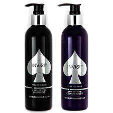 INVISI - HAIR SYSTEMS SHAMPOO & CONDITIONER